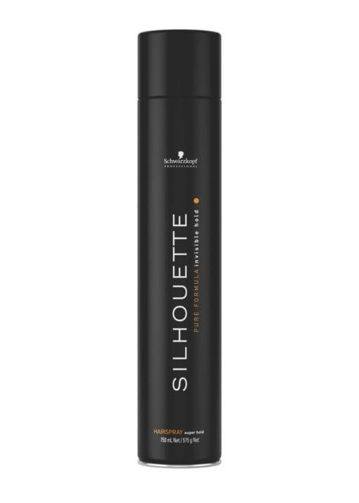 SKP Silhouette SuperHold Hairspray 750ml Render
