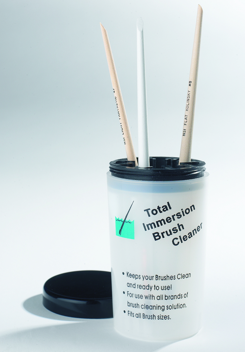 Total Imersion Brush Cleaning jar_TIBC