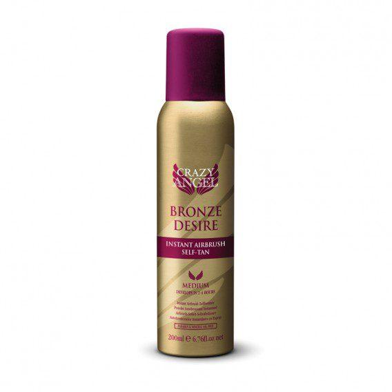 crazy angel - bronze desire instant airbrush self tan
