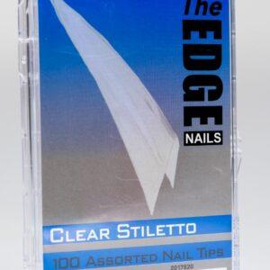 Stiletto Clear  Asstd