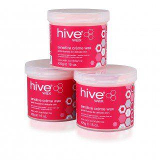 hive crème wax - buy 2 get 1 free
