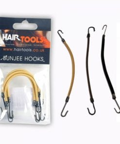 hair tools bunjee hooks blonde