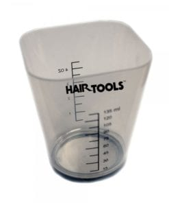 hair tools non slip peroxide measure