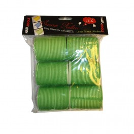 snooze rollers large green mm