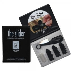 the slider with dvd