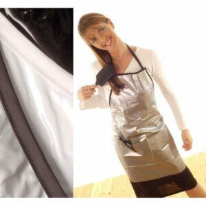 tinting apron black