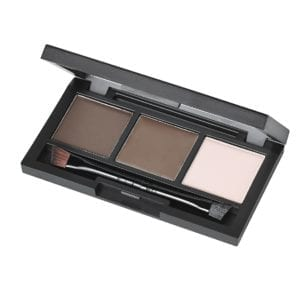 Marvelbrow Brow Trio Dark Browncontents