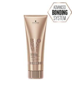 BLONDME Keratin Restore Bonding Shampoo