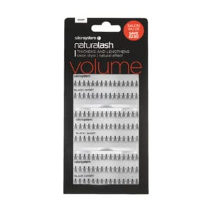 0225106-5 Individual Lashes Salon Value Short