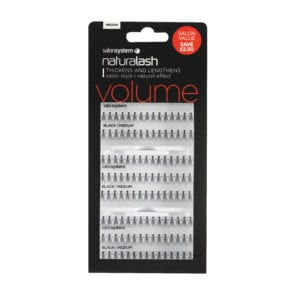0225107-5 Individual Lashes Salon Value Medium