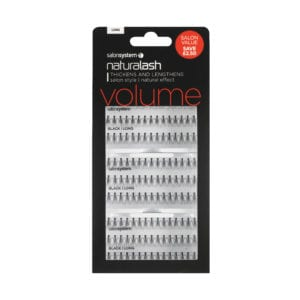 0225108-5 Individual Lashes Salon Value Long