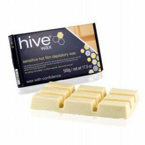 hive original hot film wax block