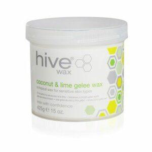 hive coconut & lime gellee wax 425g