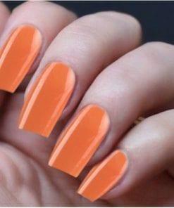 Hand Nails Ginger
