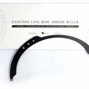Supercilium Reusable Eyebrow Ruler (single)