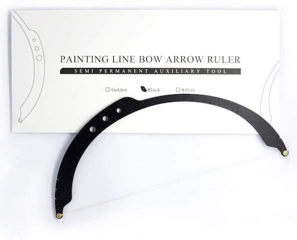 Supercilium Reusable Eyebrow Ruler (single)
