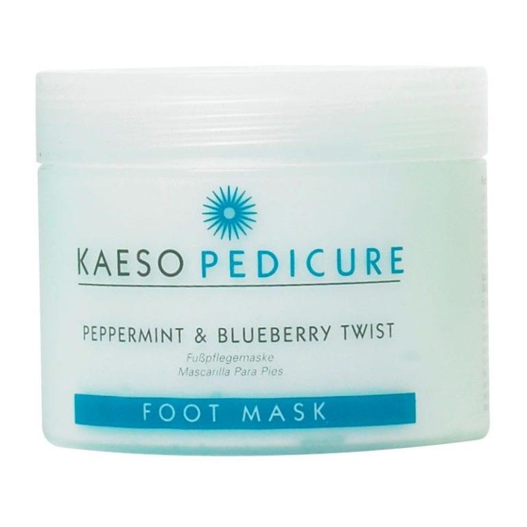 Kaeso Pedicure Foot Mask - Peppermint & Blueberry Twist 250ml