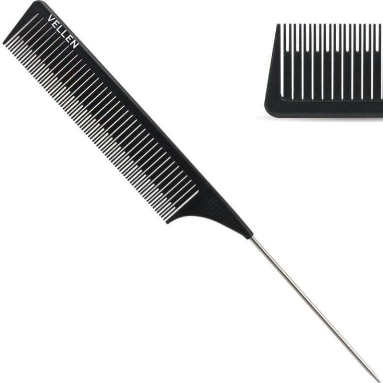 Black tail comb