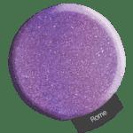 Dark purple glitter powder