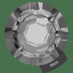 Crystals Black size 3
