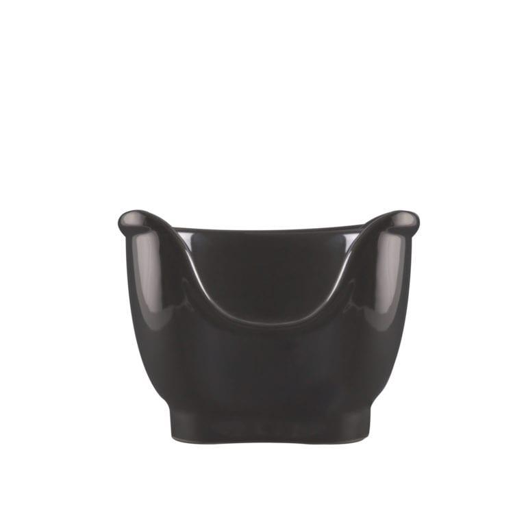 Black Ceramic Shaving Bowl